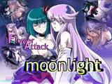 Flower Attack Moonlight