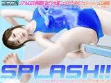 「SPLASH!!」リアルCGで再現するピタ水着フェチのためのフェティッシュCG画集