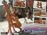 ANASTASIA & EVE: PUBLIC EXXXPOSURE! (作者LORD-KVENTO)