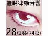 催眠律動音響セット28 虫姦(羽虫)