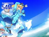 S4M-Super Size SAMUS Slow Motion-