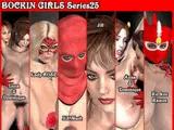 「BOCKIN GIRLS Series 25」