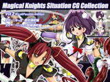 Magical Knights Situation CG Collection vol.2