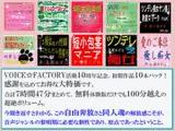 VOICE☆FACTORY10周年記念、初期作10本パック